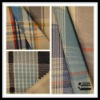 T/C plaid dyed fabric