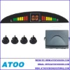 Wireless /led display/parking sensor/ buzzer alarm 4/6/8 sensors