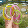 Special and lovely design silicone wristbands/ bracelet for girls