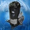 Hitachi scroll compressor