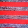 95/5 Rayon span jersery stripe yarn dyed knitting fabric