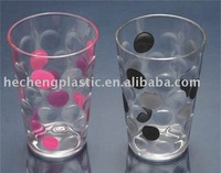 drinking acrylic cup
