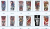 2012 Fashion Tattoo Sleeves FREE SHIPPING ACCEPT PAYPAL