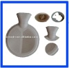 1000ML Chinese high-quality white BS Round Hot Water Bottle