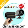 Real-Time Car GPS Tracker and Car Alarm System (Remote Control, Siren and Shock Sensor)