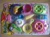 Kitchen play toy set