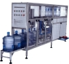 5 gallons 100B/H water bottle washing/filling/capping machine