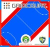 GridCourt football/soccer flooring