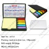 sticky note holder with index flags for Office Promotion Sets