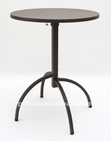 New design folding cafe table