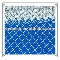 chaink link fencing covering