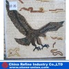 Eagle mosaic pattern
