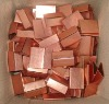 copper finish clips