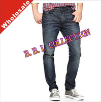 2012 Wholesale Jeans China Cheap Skinny Jeans For Men Latest Design Jeans Pants(JFK010)