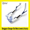 2012 Very Hot blue and white Ceramic Pendant,Clavicle Chain,Longevity Locket Jewelry