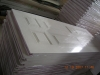 white primed HDF molded DOORS (Well designed wooden doors)