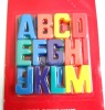 magnet set with 26 letters