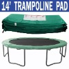 big trampoline with enclosure(8ft~16ft)