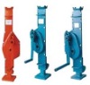 Handle type mechanical jack performance