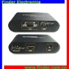 PC to TV Converter which is VGA and Audio (3.5mm) input and HDMI output