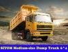 SITOM Medium-size Dump Truck 6*4 STQ3256L8Y9S3 Standard-Model