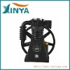 XINYA C-type 8bar 3hp 2 cylinder small ac piston belt-driven air compressor part compressor head air pump for sale(H2065C)