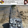 Hexagonal double twisted wire mesh (gabion) 2m x 1m x 1m(L x H x W) x 3m tail