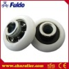 2000BB-Wheel Cabinet Door Roller, Sliding Door Pulley