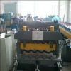 glaze tile metal roof roll forming machine
