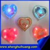 LED Valentine's Day heart badge(manufacturer)