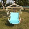 solid color cotton Hanging Chair,/Swing Chair for Leisure