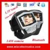 Unlocked Ultra thin Type Watch Mobile Phone GD910