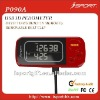 Hot Multifunctional 3D Digital Sensor Sport Digital Jogging 3 axis pedometer usb lose weight keep slim body