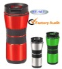 2012 New design stainless steel vacuum flask with paint