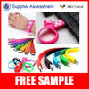 Silicone USB Bracelet With ISO BV SGS Certificate