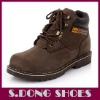 Mens Mid-cut Fashionable Work Shoe