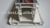 Plastic extrusion Window Profile