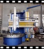 heavy duty turning machine single column vertical lathe