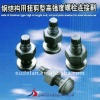 Tortutous type grade10.9 high strength bolts nuts and washers