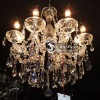 chandelier lighting 8 light clear color 81018-6