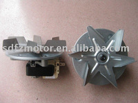 fan blade motor for oven or toaster (fz6020D) ce/ul