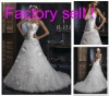 2012 Exquisite Sweetheart Neckline Romantic Tulle Fairy Backless Bridal Wedding Gown jessica-101