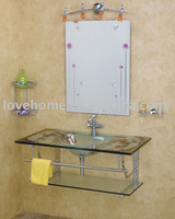 glass wash basin WB-57