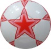 shiny PU classic training and promotional socer ball size 5 by heima factory with BSCI cetificate