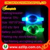 LED flashing light up bangle