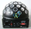 LED305- 404,stage light,handled LED crystal magic ball light