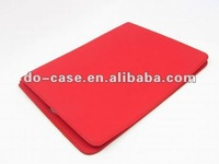 PU Leather Case for iPad 3/New Ipad bright-coloured