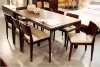 Hot selling dining table with 8 chairs CH-R002
