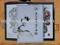 Yi Fei Long Traditional Tattoo sketch book