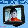 Hot selling 3.5 inch car tft lcd dashboard monitor, high quality, new screen (BTM-355)